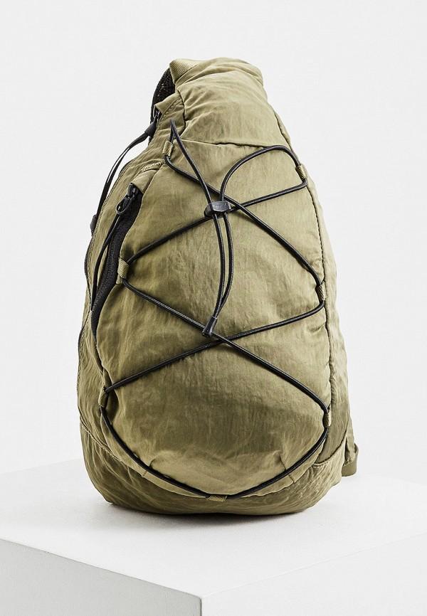мужской рюкзак c.p. company, хаки
