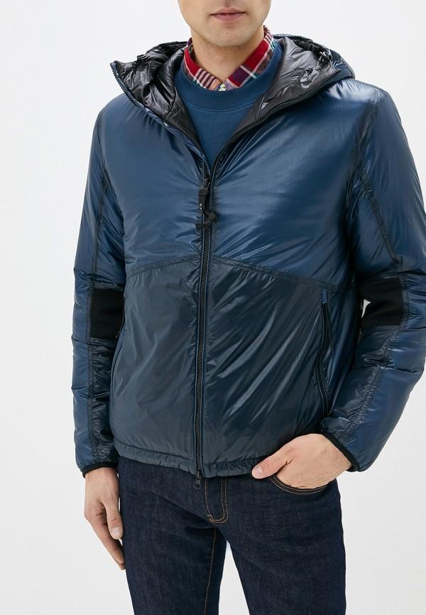 мужская куртка c.p. company, серебряная