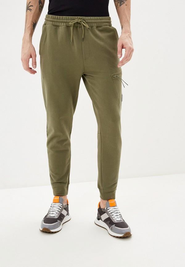 мужские спортивные брюки c.p. company, хаки