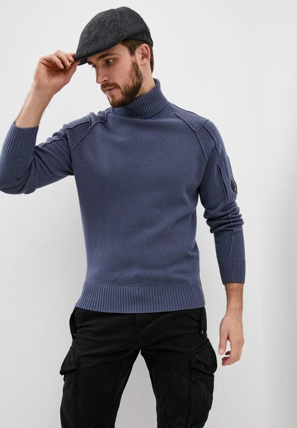мужской свитер c.p. company, серый