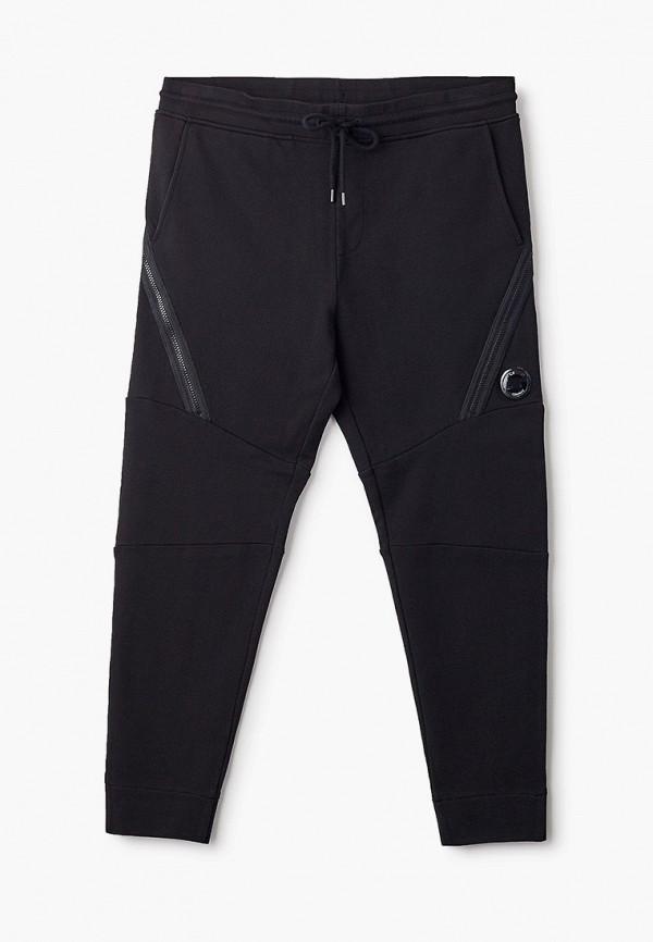 мужские спортивные брюки c.p. company, черные