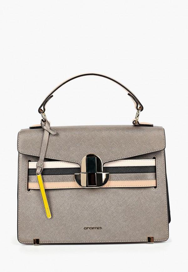 Женские сумки коричневого цвета Cromia купить в интернет магазине ... d13b9ba7801