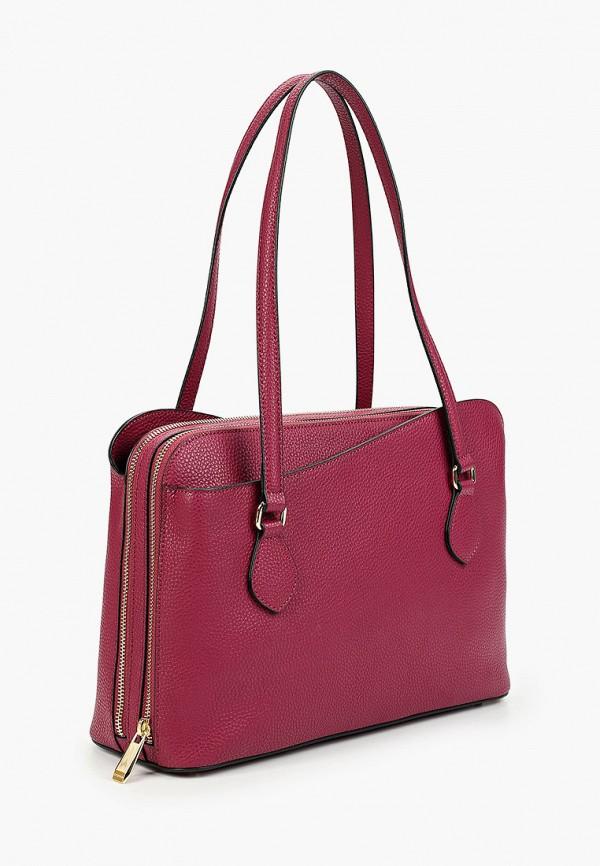 женская сумка cromia, розовая