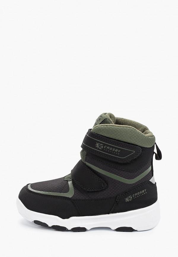Ботинки Crosby Crosby CR004ABFOOI8 цены онлайн