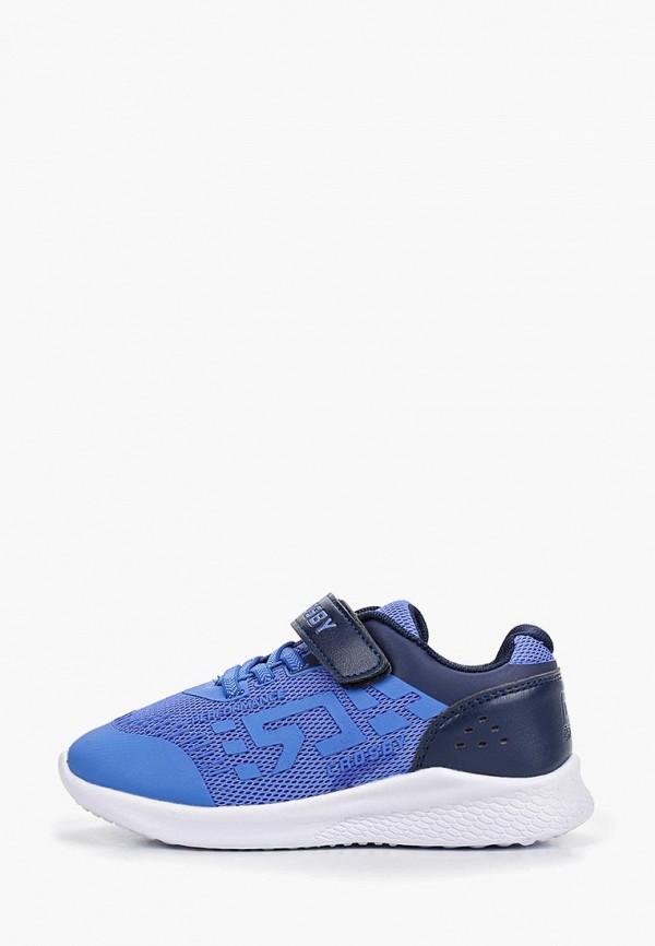 кроссовки crosby для девочки, синие
