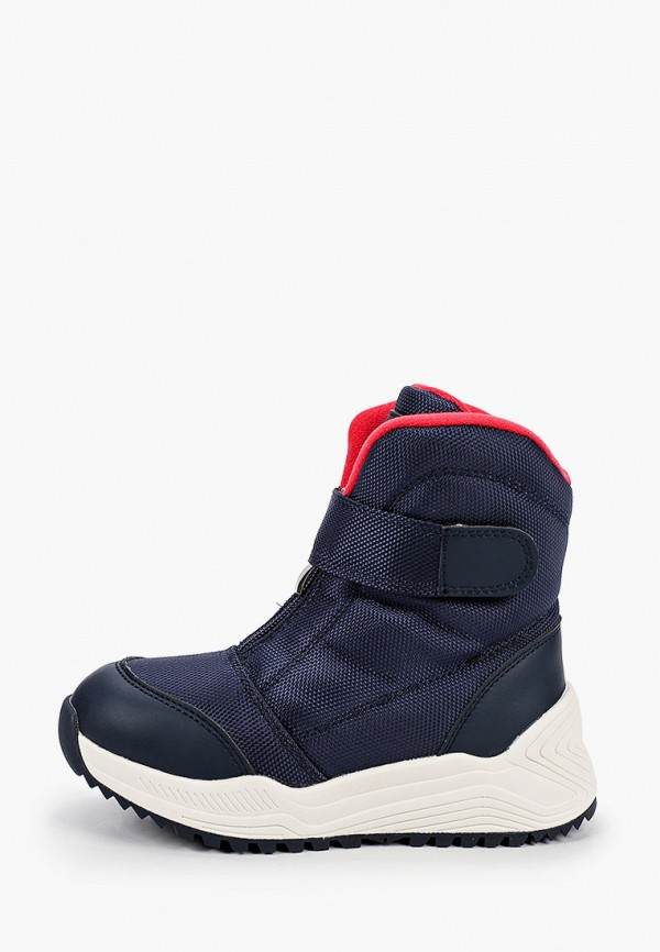 ботинки crosby малыши, синие
