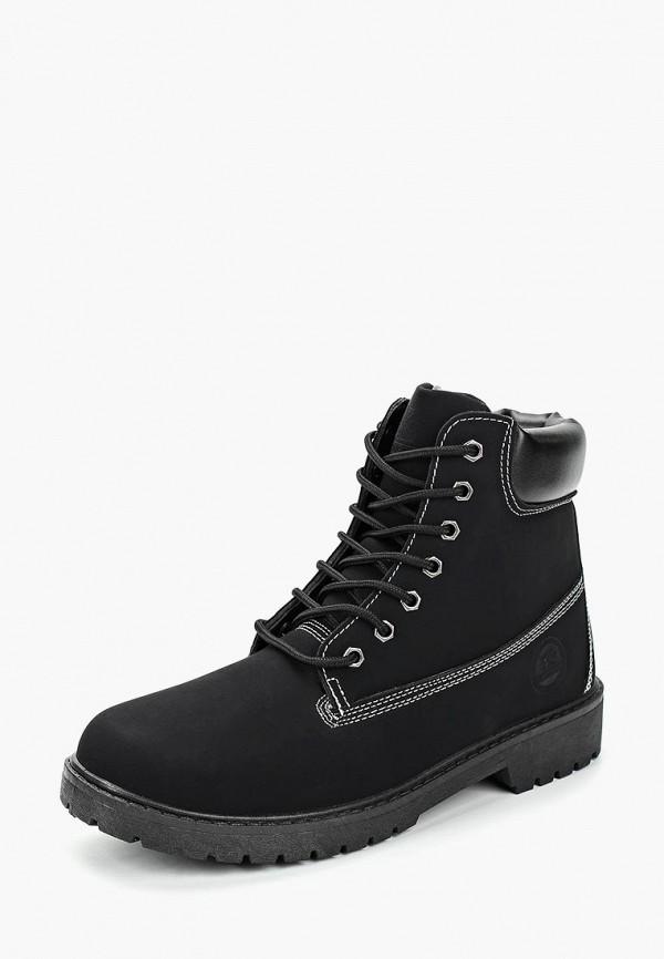 мужские ботинки crosby, черные
