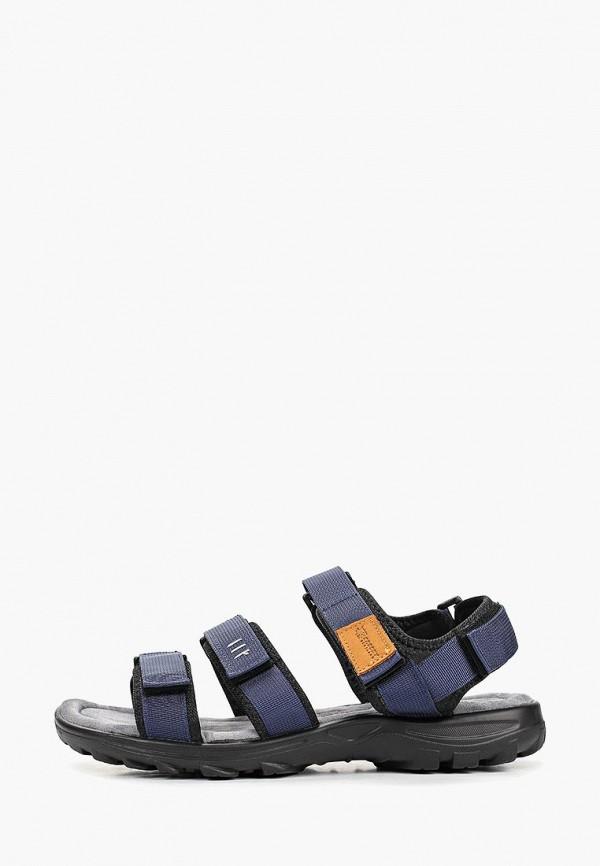 мужские сандалии crosby, синие