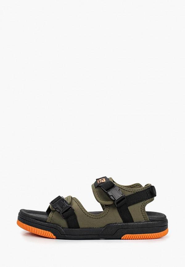 мужские сандалии crosby, хаки