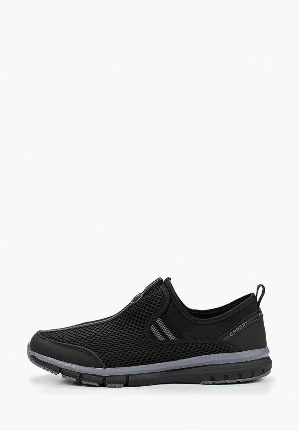 мужские кроссовки crosby, черные