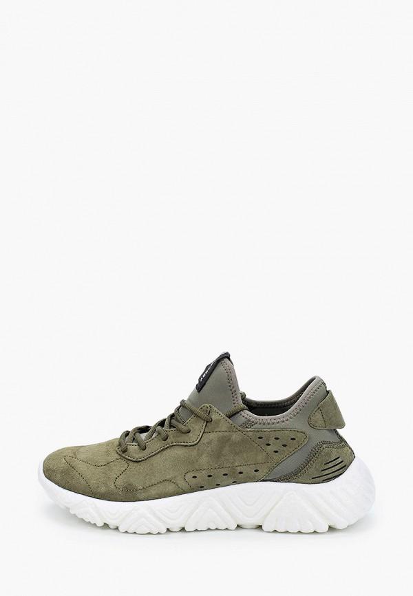 мужские кроссовки crosby, зеленые