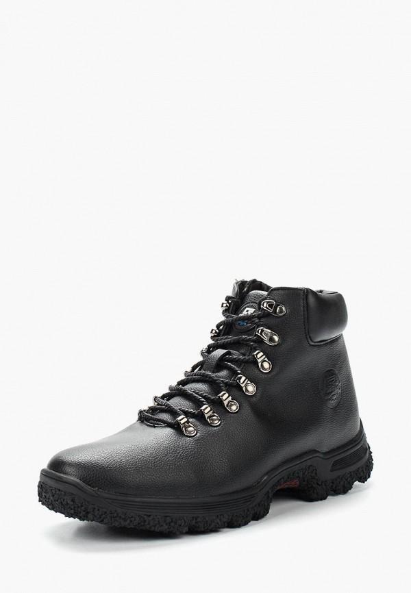 Купить Ботинки Crosby, CR004AMUDS92, черный, Осень-зима 2017/2018
