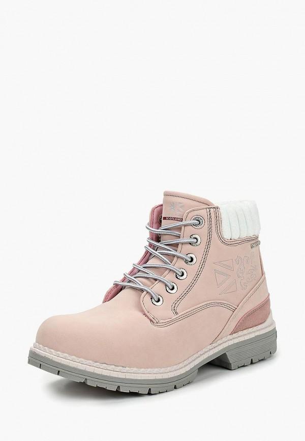 Ботинки Crosby Crosby CR004AWCIFL8 ботинки crosby crosby cr004awcifp2