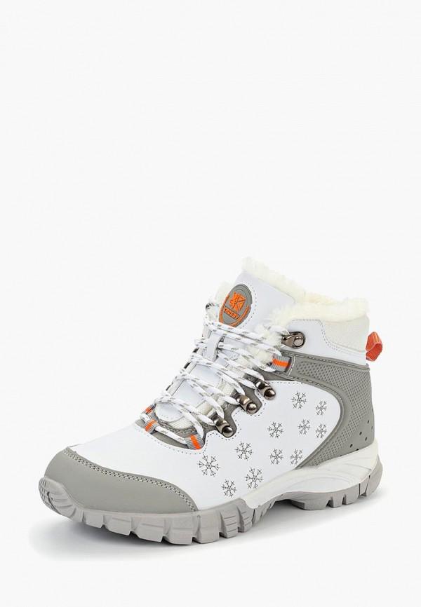 Ботинки трекинговые Crosby Crosby CR004AWCIFP3 ботинки crosby crosby cr004abbxop0