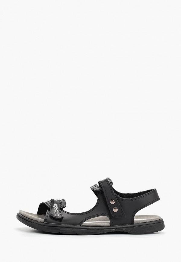 женские сандалии crosby, черные