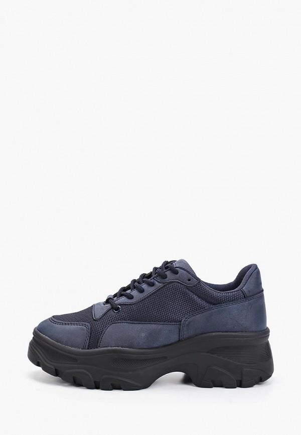 женские кроссовки crosby, синие