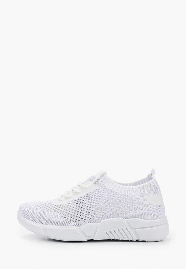 женские кроссовки crosby, белые
