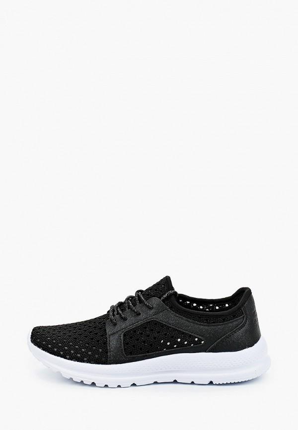 женские кроссовки crosby, черные