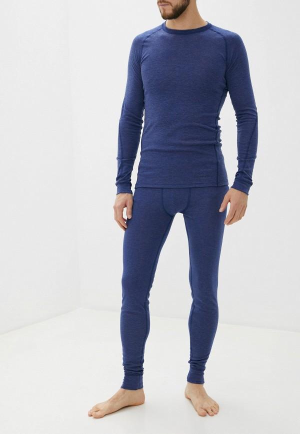 мужское термобелье craft, синее