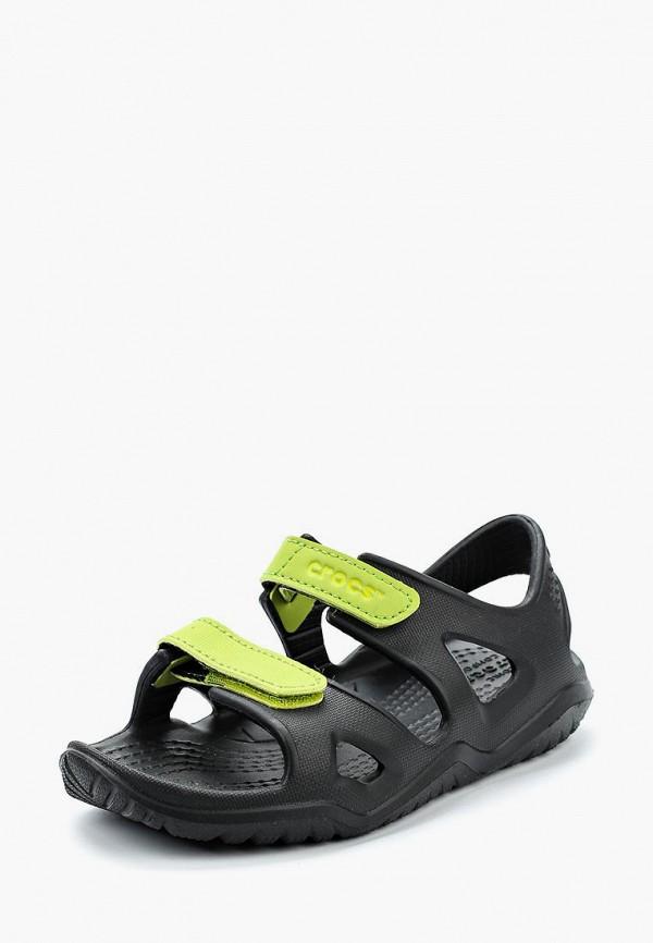 Сандалии Crocs Crocs CR014ABARRN3 цена 2017