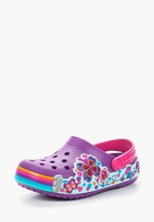 Сабо Crocs Crocs CR014AGARQE9 сабо crocs crocs cr014augh204