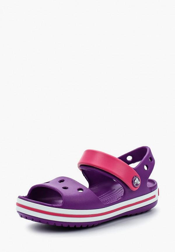цена Сандалии Crocs Crocs CR014AGARRL9
