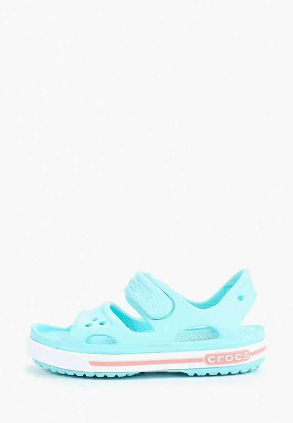 Сандалии Crocs Crocs CR014AGEMXQ7 сандалии crocs crocs cr014agarrn1
