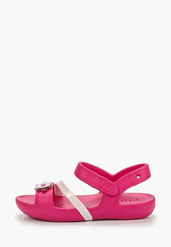 цены на Сандалии Crocs Crocs CR014AGEMXU2  в интернет-магазинах