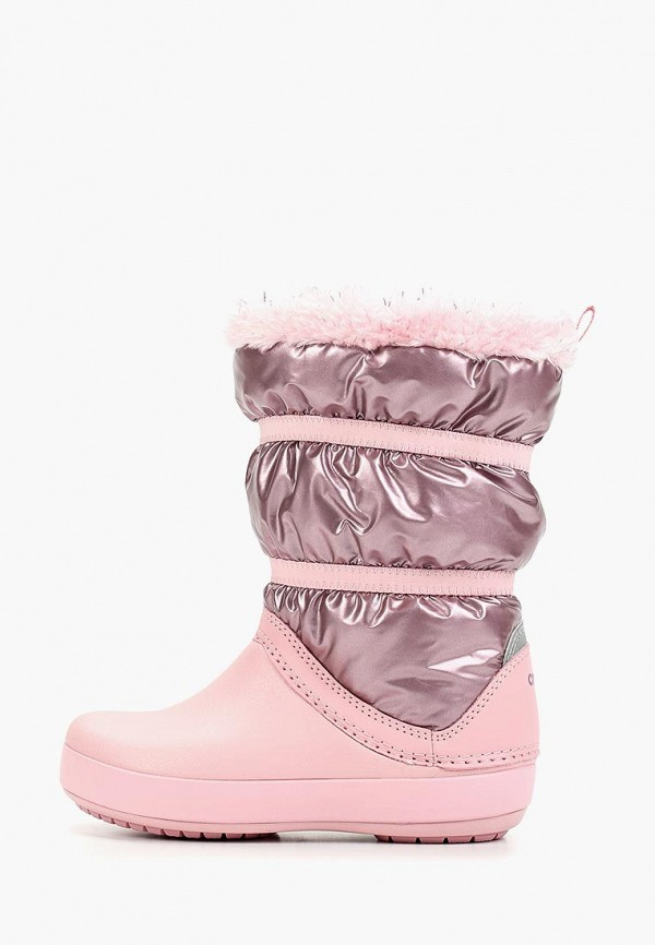 Дутики Crocs Crocs CR014AGGKYP0 дутики женские crocs crocband winter boot women цвет серый 205314 998 размер w6 36