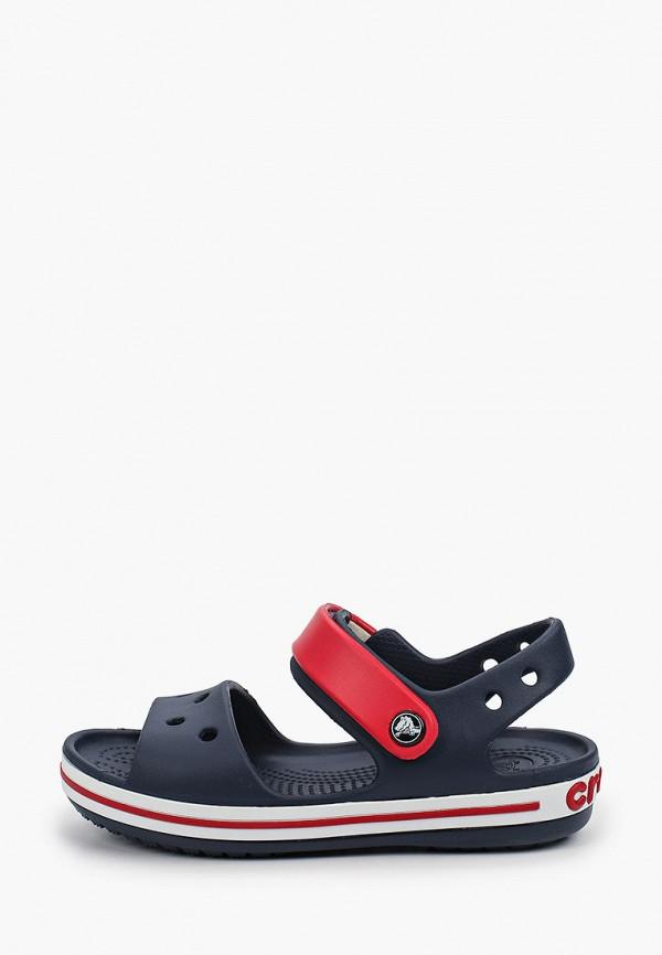 сандалии crocs малыши, синие