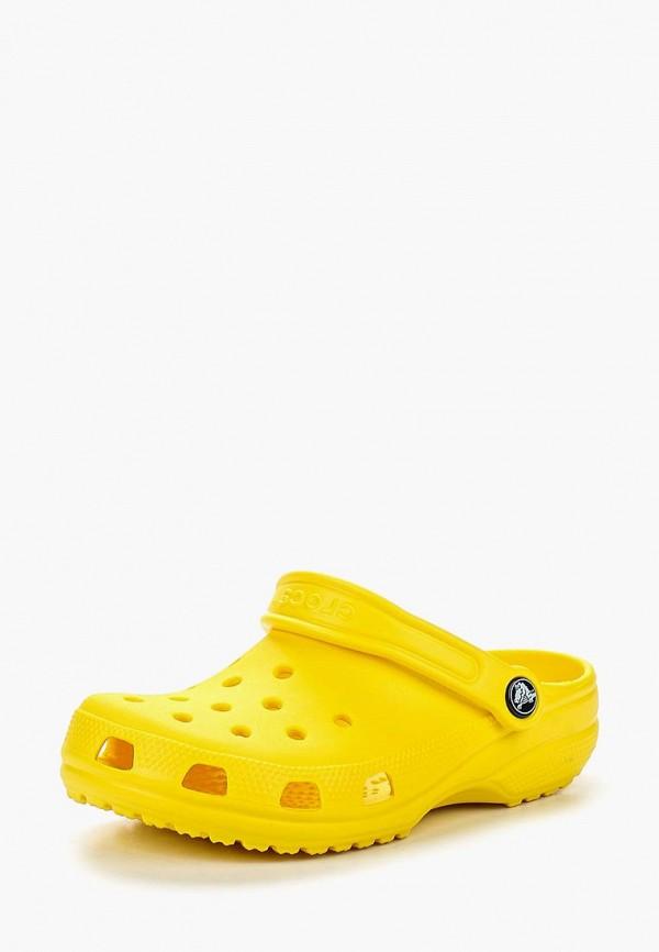 Сабо Crocs Crocs CR014AKRFF78 недорго, оригинальная цена