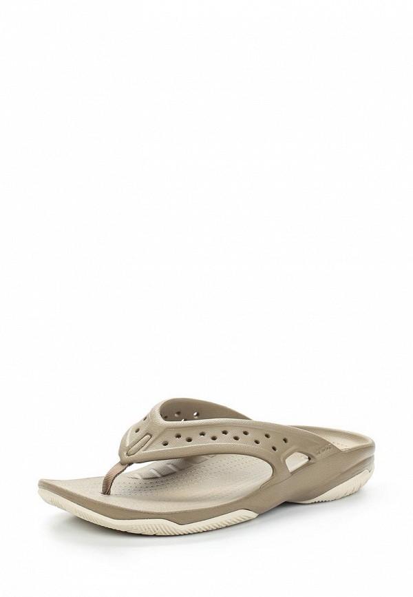 Сланцы Crocs Crocs CR014AMARRB3 цены онлайн
