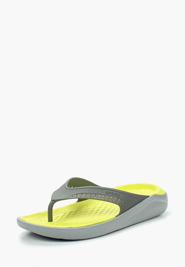 Сланцы Crocs Crocs CR014AUARQY8 цены онлайн