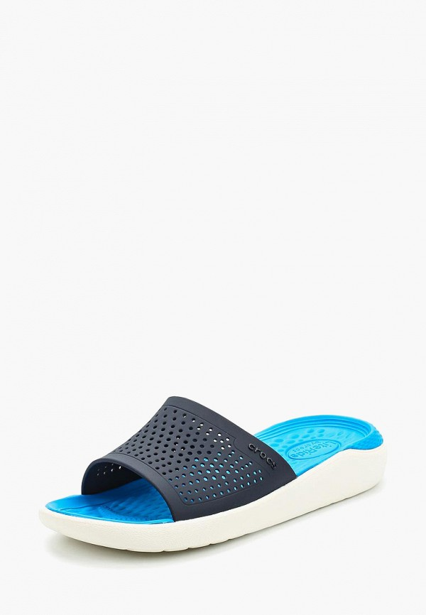 Сланцы Crocs Crocs CR014AUARRA2 цены онлайн