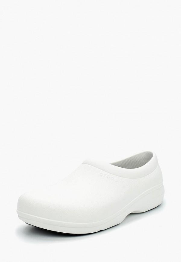 Галоши Crocs Crocs CR014AUARRD6 цены онлайн