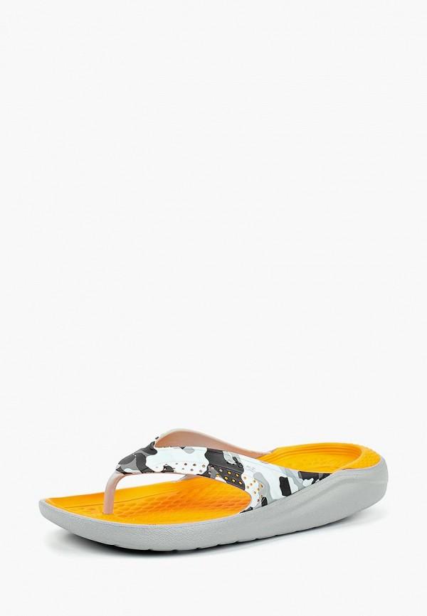 Сланцы Crocs Crocs CR014AUCQJZ6 сланцы madwave madwave ma991aktsf63
