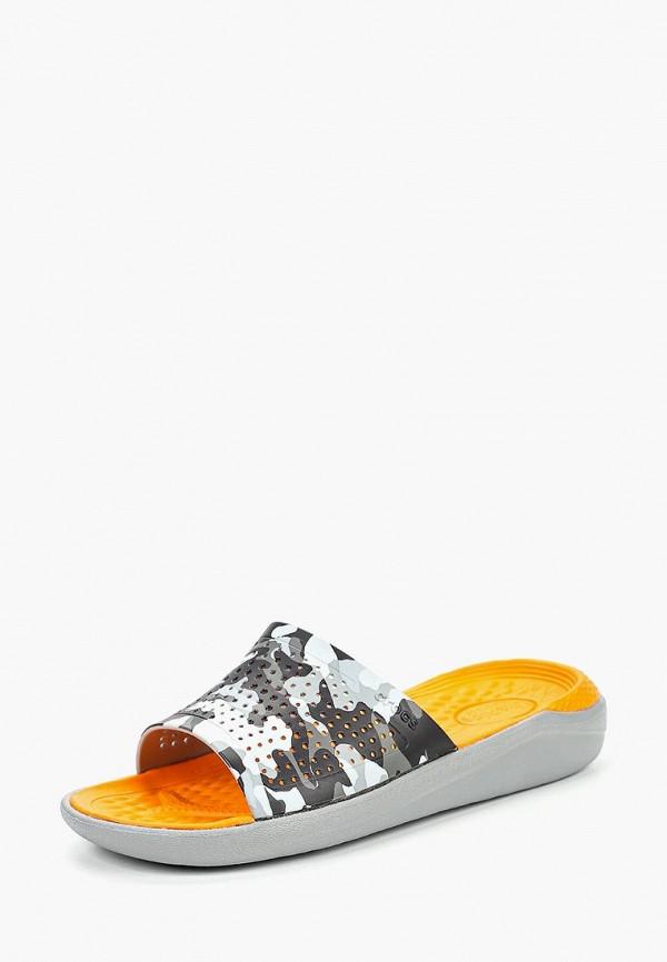Сланцы Crocs Crocs CR014AUCQJZ9