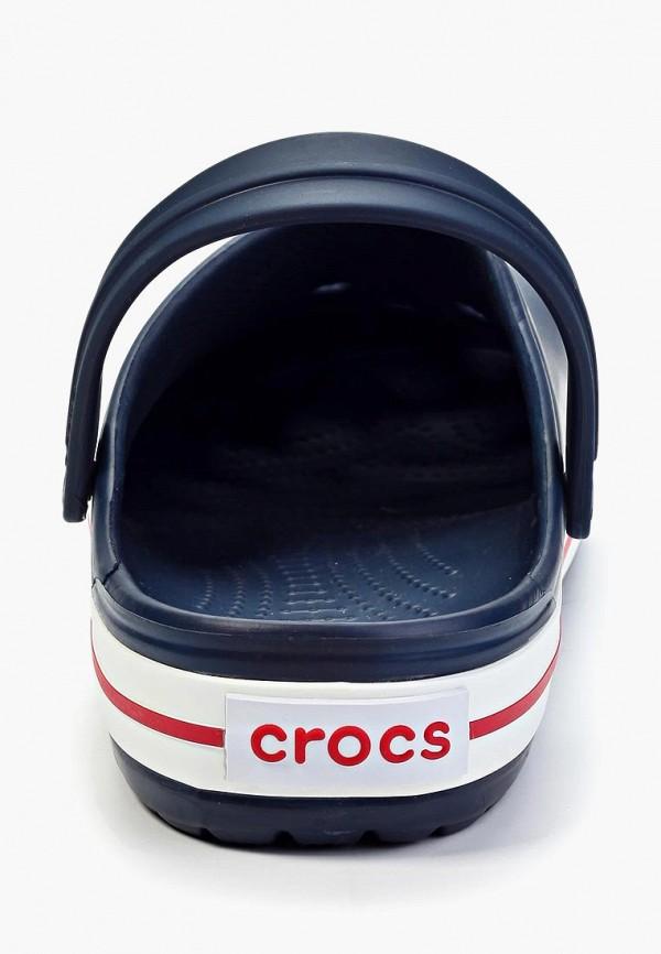 Фото 2 - Сабо Crocs синего цвета