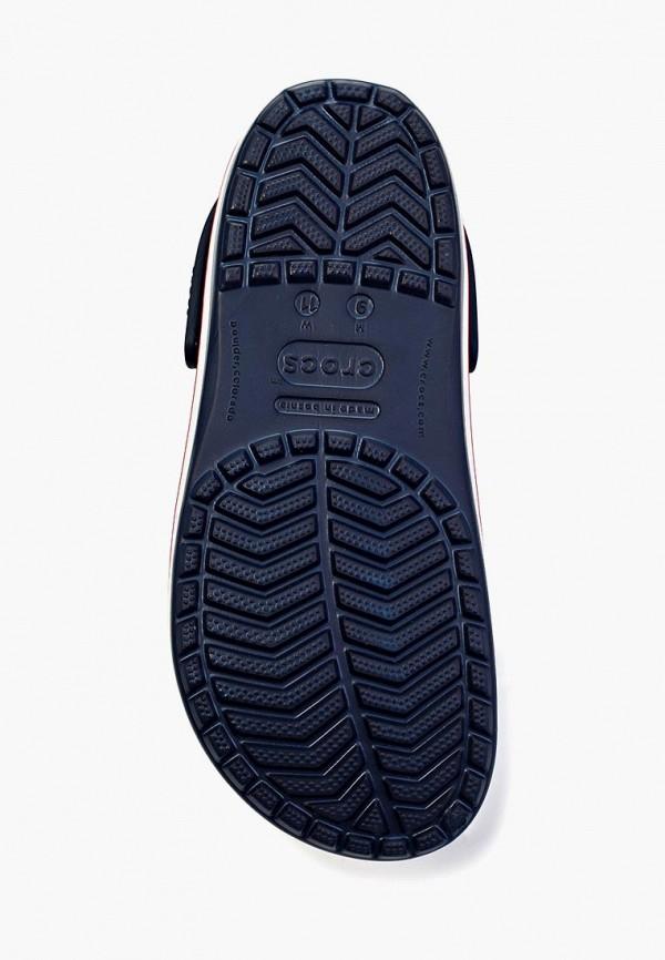 Фото 3 - Сабо Crocs синего цвета