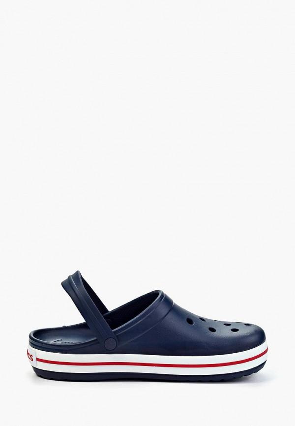 Фото 5 - Сабо Crocs синего цвета