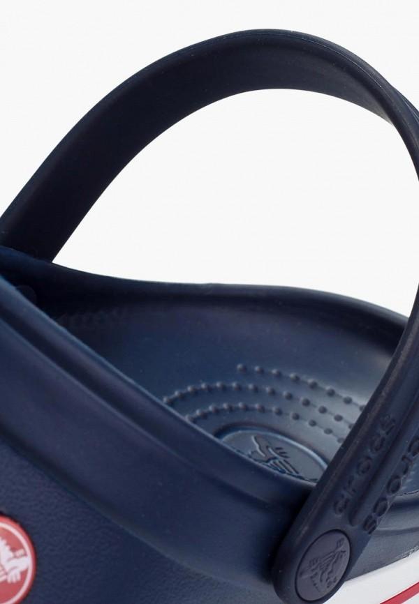 Фото 7 - Сабо Crocs синего цвета