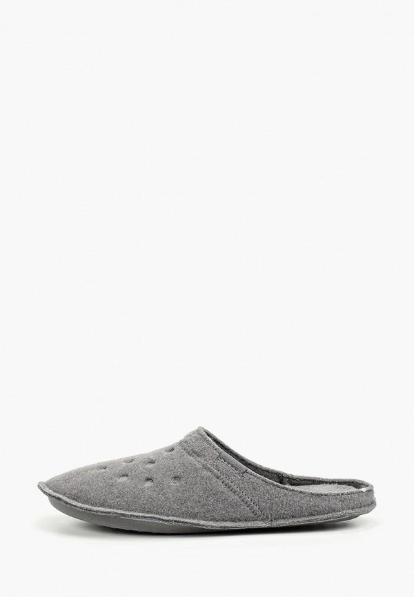 цена Тапочки Crocs Crocs CR014AUGKYL9 онлайн в 2017 году