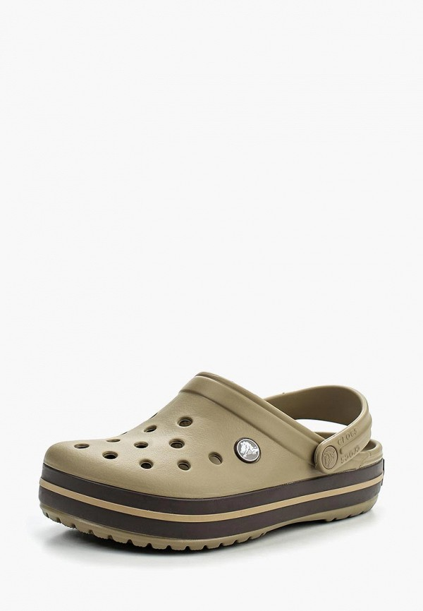 Сабо Crocs Crocs CR014AULGH90 стоимость