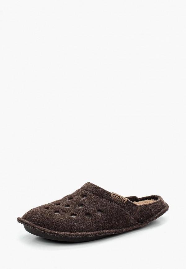 Тапочки Crocs Crocs CR014AULGI04 ботинки crocs crocs cr014awlgh41