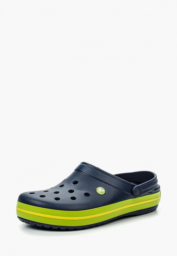 Сабо Crocs Crocs CR014AUREC58 босоножки crocs crocs cr014awarri0
