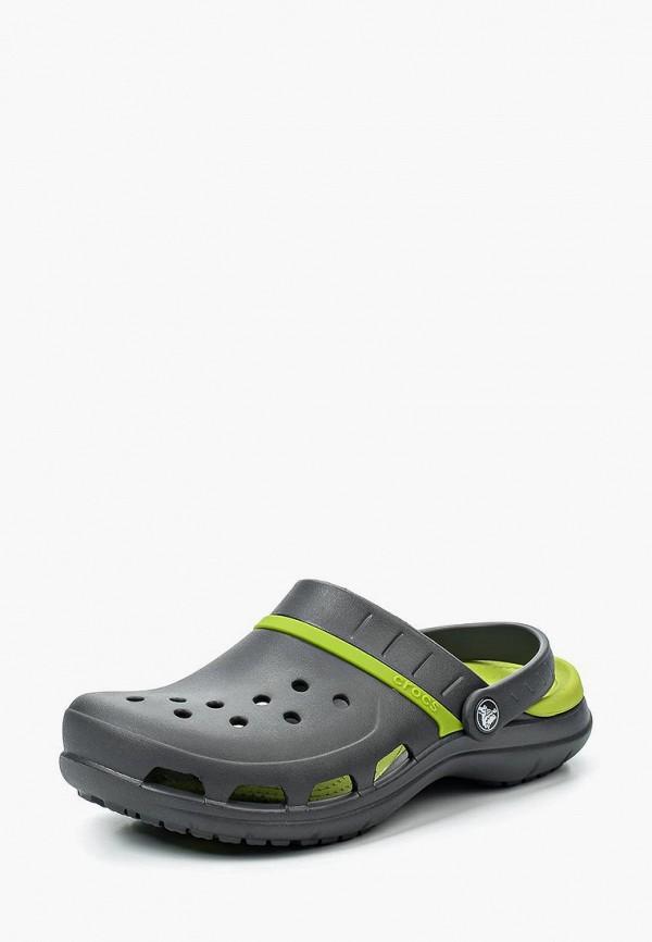 Сабо Crocs Crocs CR014AUREC62 дутики crocs crocs cr014akwnu33