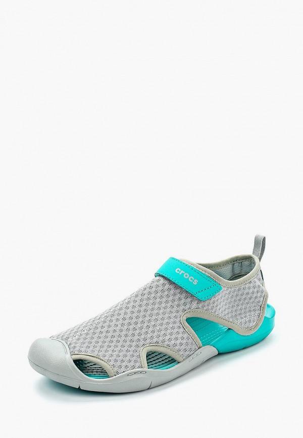 Акваобувь Crocs Crocs CR014AWARRF8 кроксы crocs 14938