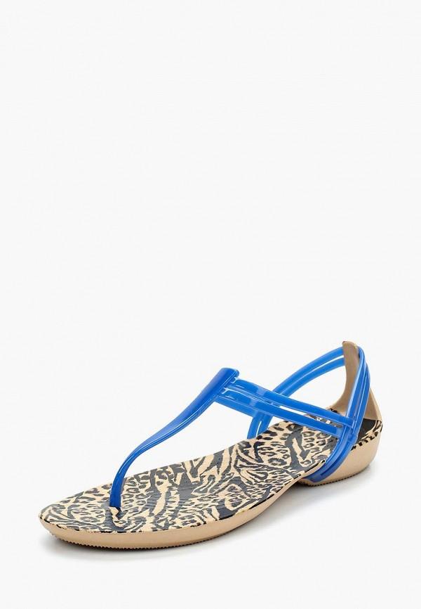 Сандалии Crocs Crocs CR014AWARRG5 сандалии crocs crocs cr014akarrm5