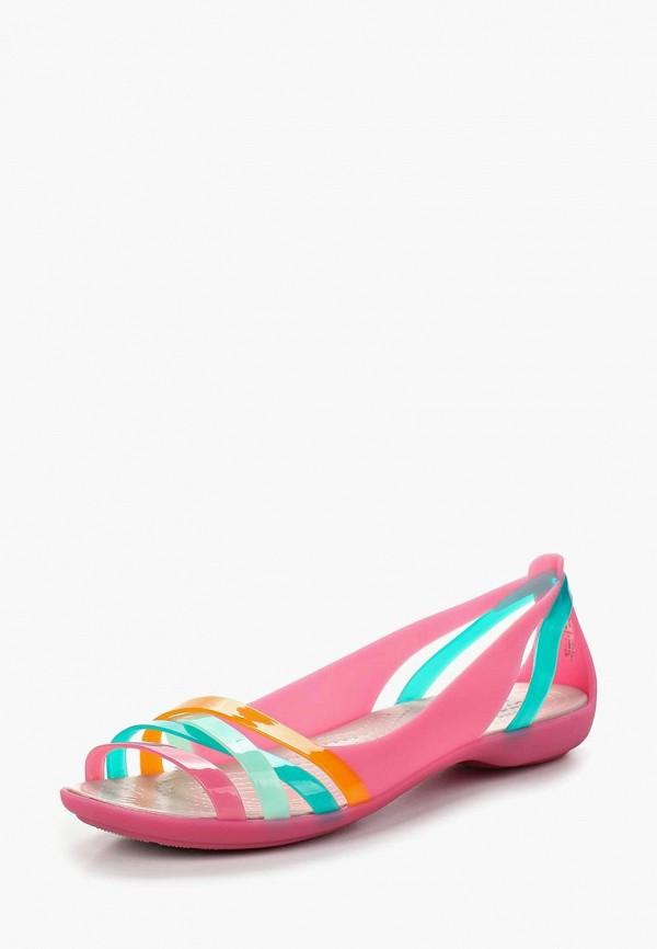 Купить Сандалии Crocs, CR014AWARRH0, разноцветный, Весна-лето 2018