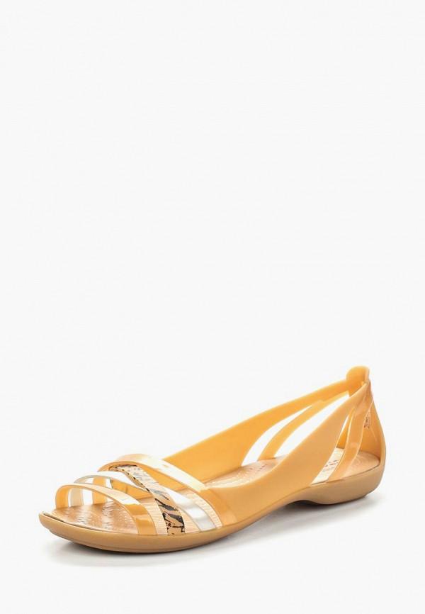 Сандалии Crocs Crocs CR014AWARRK7 мода женщин сандалии flock party weddng обувь партии желтый цвет сандалии плюс размер a012 77